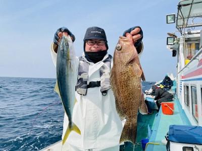 谷口釣船の2021年2月11日(木)1枚目の写真