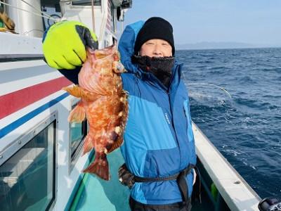 谷口釣船の2021年2月11日(木)3枚目の写真