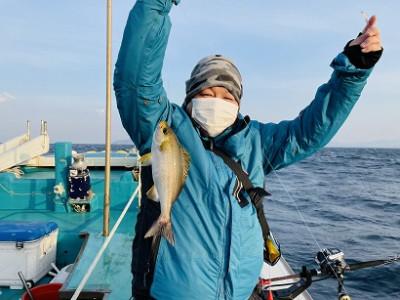 谷口釣船の2021年2月11日(木)5枚目の写真