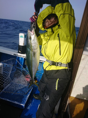 フィッシングボート 清和丸の2021年2月11日(木)1枚目の写真