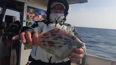 フィッシングボート 清和丸の2021年2月11日(木)2枚目の写真