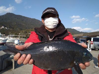 大ちゃん渡船の2021年2月7日(日)1枚目の写真