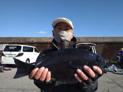 大ちゃん渡船の2021年2月8日(月)1枚目の写真
