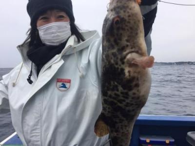 敷嶋丸の2021年2月12日(金)1枚目の写真