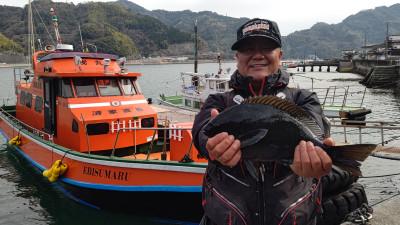 清家渡船の2021年2月12日(金)2枚目の写真