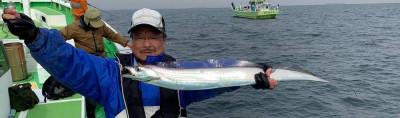 三喜丸釣船店の2021年2月12日(金)1枚目の写真