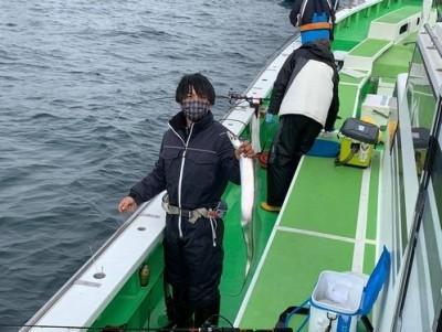 三喜丸釣船店の2021年2月12日(金)3枚目の写真