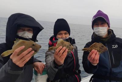 フィッシングボート 清和丸の2021年2月12日(金)2枚目の写真
