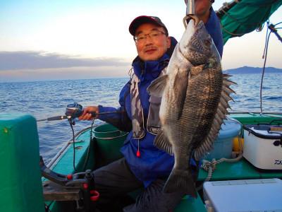 平良丸の2021年2月13日(土)2枚目の写真
