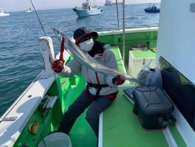 三喜丸釣船店の2021年2月13日(土)1枚目の写真