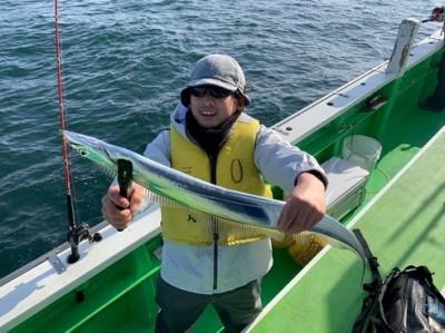 三喜丸釣船店の2021年2月13日(土)2枚目の写真
