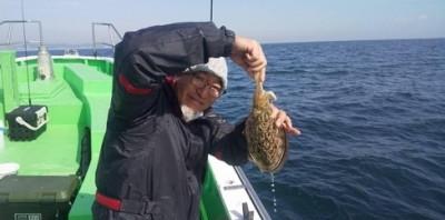 三喜丸釣船店の2021年2月13日(土)5枚目の写真