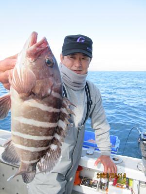 茂吉丸の2021年2月14日(日)4枚目の写真