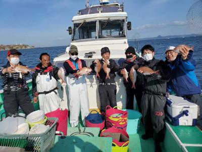 瀬戸丸の2021年2月13日(土)4枚目の写真