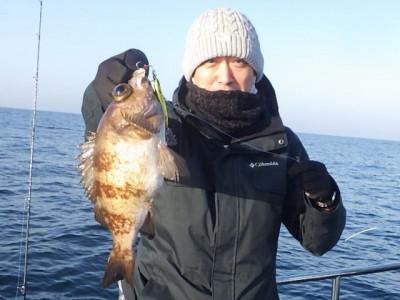 MARINE FISHING CLUBの2021年2月14日(日)1枚目の写真