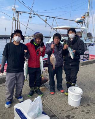 第八幸松丸の2021年2月13日(土)3枚目の写真