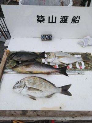 築山渡船の2021年2月14日(日)2枚目の写真