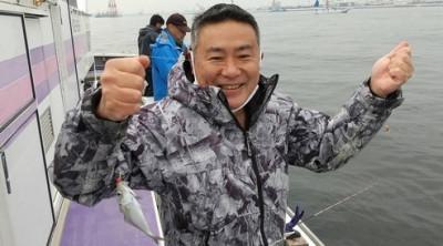 三喜丸釣船店の2021年2月14日(日)1枚目の写真