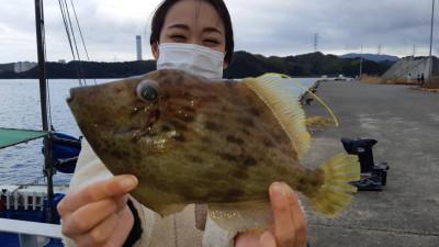 フィッシングボート 清和丸の2021年2月15日(月)1枚目の写真