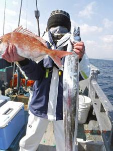 第一大漁丸の2021年2月14日(日)1枚目の写真