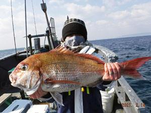 第一大漁丸の2021年2月14日(日)2枚目の写真