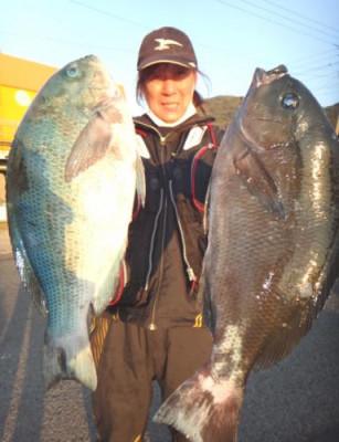 丸銀釣りセンターの2021年2月13日(土)1枚目の写真