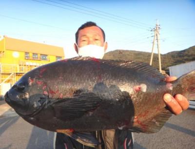 丸銀釣りセンターの2021年2月13日(土)4枚目の写真