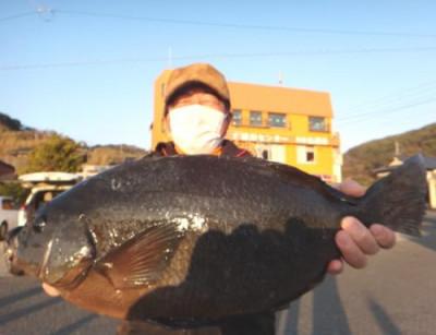 丸銀釣りセンターの2021年2月13日(土)5枚目の写真