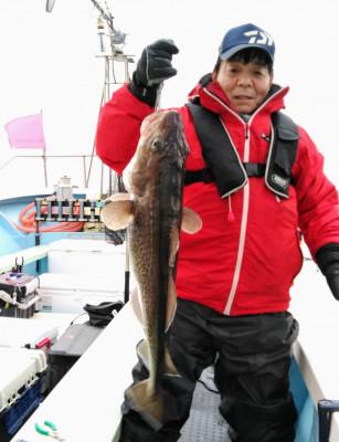 佐々木釣具店 平進丸の2021年2月15日(月)1枚目の写真