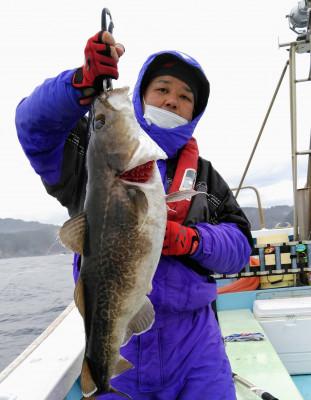 佐々木釣具店 平進丸の2021年2月15日(月)2枚目の写真