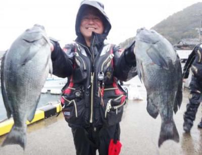 丸銀釣りセンターの2021年2月14日(日)2枚目の写真