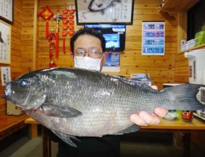 丸銀釣りセンターの2021年2月14日(日)3枚目の写真