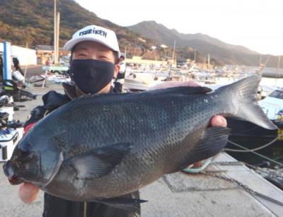 丸銀釣りセンターの2021年2月14日(日)4枚目の写真