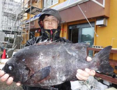 丸銀釣りセンターの2021年2月14日(日)5枚目の写真