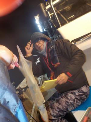 美浜釣舟センターの2021年2月11日(木)1枚目の写真