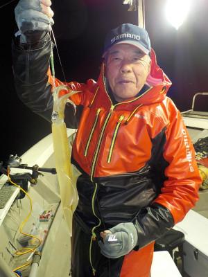 美浜釣舟センターの2021年2月11日(木)3枚目の写真