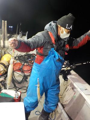 美浜釣舟センターの2021年2月12日(金)1枚目の写真