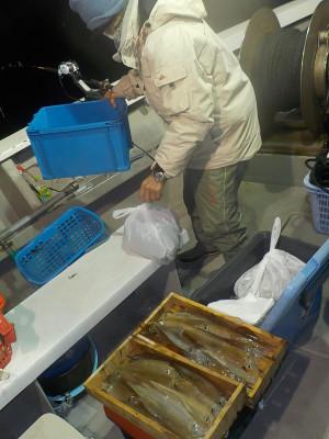 美浜釣舟センターの2021年2月12日(金)4枚目の写真