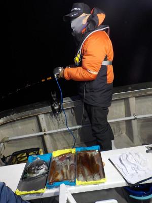 美浜釣舟センターの2021年2月13日(土)3枚目の写真