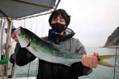 西岡遊漁の2021年2月13日(土)3枚目の写真
