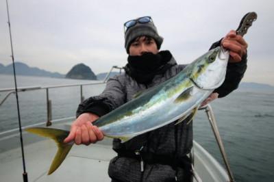 西岡遊漁の2021年2月13日(土)4枚目の写真