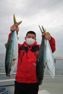 西岡遊漁の2021年2月14日(日)4枚目の写真