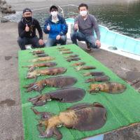 釣り船 久勝丸の2021年2月12日(金)5枚目の写真
