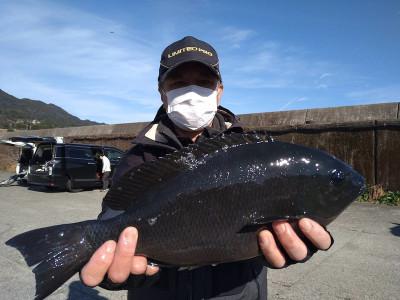 大ちゃん渡船の2021年2月10日(水)1枚目の写真