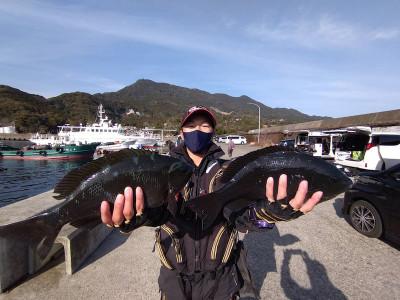 大ちゃん渡船の2021年2月11日(木)1枚目の写真
