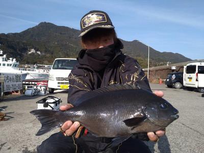 大ちゃん渡船の2021年2月11日(木)2枚目の写真