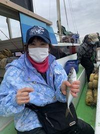 蒲谷丸の2021年2月14日(日)1枚目の写真