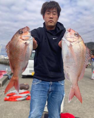 第八幸松丸の2021年2月14日(日)1枚目の写真