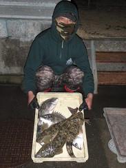 村櫛フィッシング沖の2021年2月13日(土)3枚目の写真