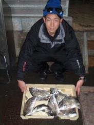 村櫛フィッシング沖の2021年2月13日(土)4枚目の写真
